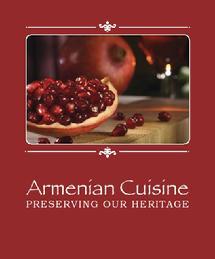 St john armenian church of greater detroit for Armenian cuisine book